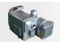 Máy bơm hút chân không vòng dầu hiệu DOOVAC - KOREA. Model: MVO 400/630