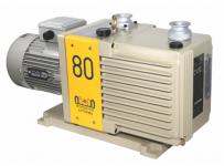 Máy bơm hút chân không vòng dầu hai cấp hiệu DOOVAC - KOREA. Model:W2V80