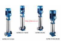 Máy bơm ly tâm đa tầng cánh hiệu Pentax - Model: ULTRA SLG - SLXG